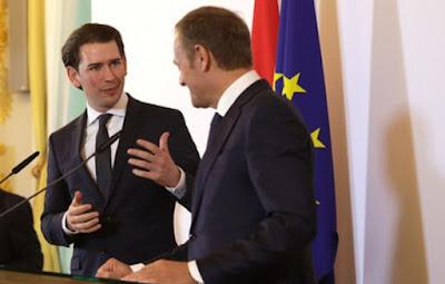 سياسي,بارز,يطالب,باستقالة,المستشار,النمساوي