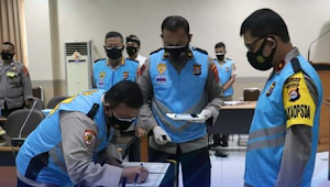 Banten : Seleksi Sekolah Inspektur Polisi TA 2021