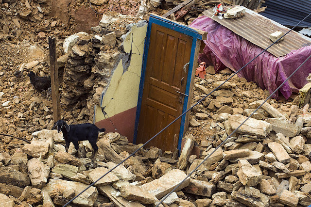 earthquake, nepal, 2015, pokhara, kathmandu, April 25, disaster,