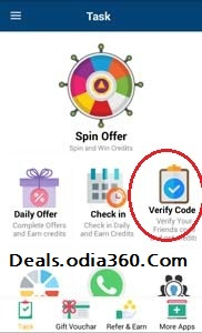 Spin & Win Real Money App Offer earn unlimited cash - Deals