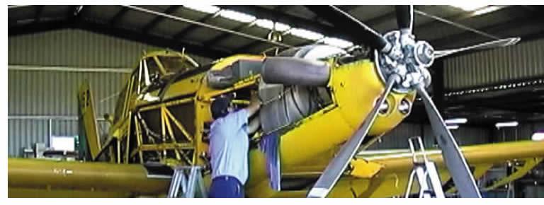 Work as Aviation Mechanic on Cessna/Falcon/Lear/HawkerAircraft