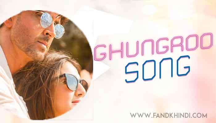 War Movie New Ghungroo Song Release-Hrithik Roshan, Vaani Kapoor