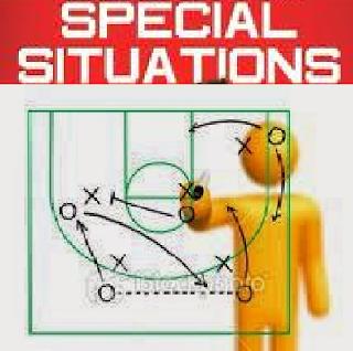 Χειρισμός ειδικών καταστάσεων στο μπάσκετ