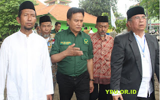 KH Nurul Islam Hadiri Silaturahim DDI