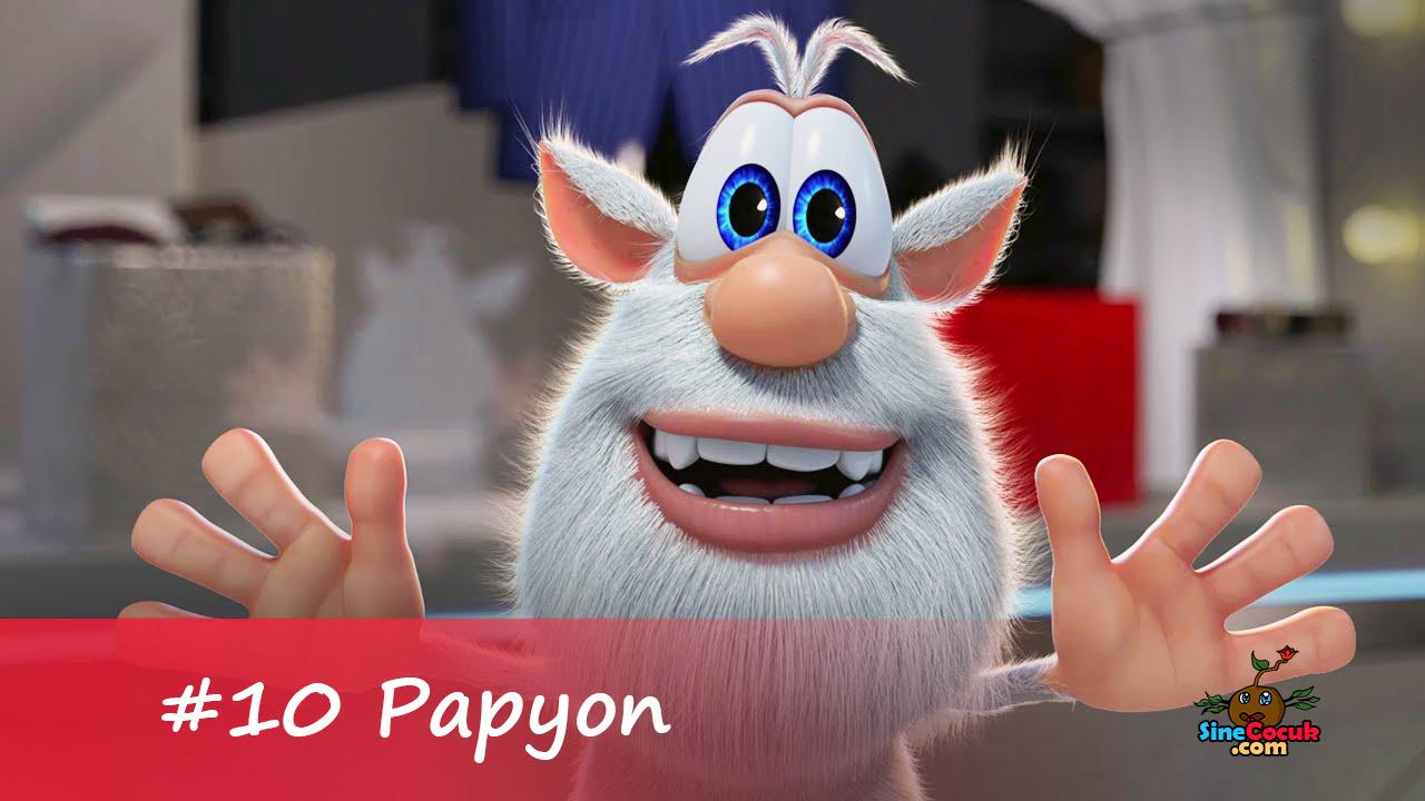 Booba: 10.Bölüm - Papyon izle