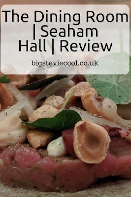 The Dining Room | Seaham Hall | Review