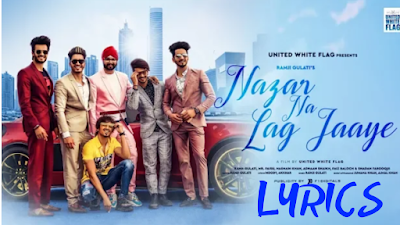 Nazar Na Lag Jaye Lyrics | Faizu New Song 2019