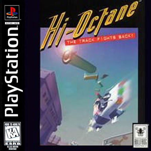 Hi-Octane - The Track Fights Back - PS1 - ISOs Download