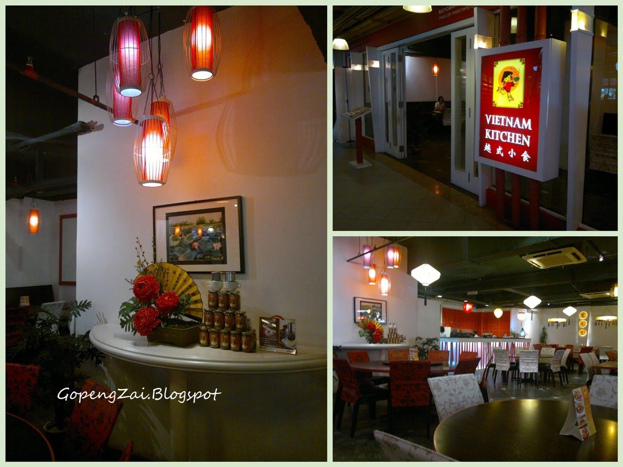 Vietnam Kitchen   OUG Plaza  Gopeng Zais blog