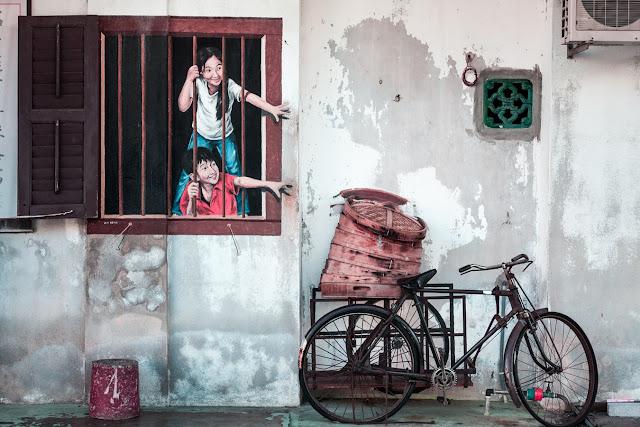 Penang. Photo by Yaopey Yong on Unsplash