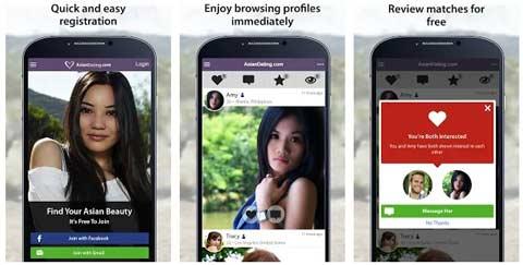 aplikasi cari jodoh bule asian dating