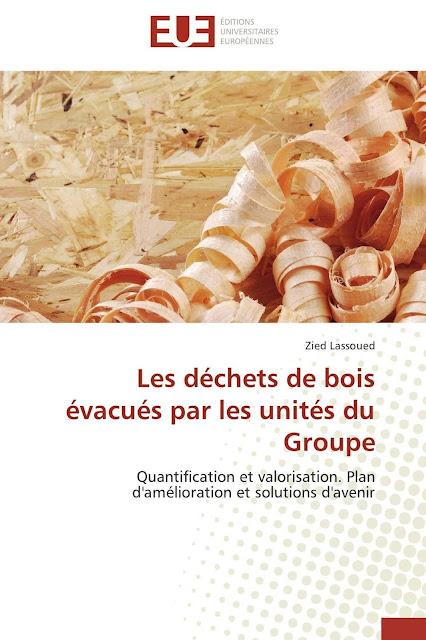 Livre - Les déchets de bois évacués par les unités du Groupe : Quantification et valorisation. Plan d'amélioration et solutions d'avenir