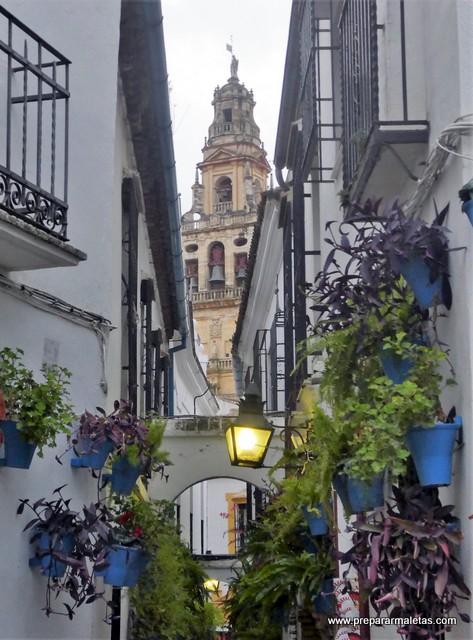 calle de las flores en cordoba