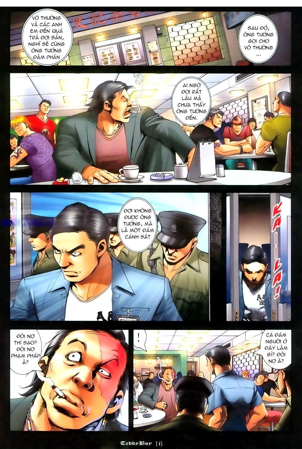 Người Trong Giang Hồ Chap 1112 - Truyen.Chap.VN