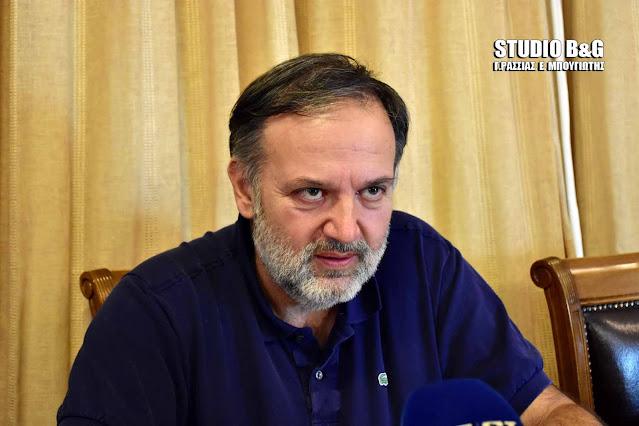 Τάσσος Χειβιδόπουλος: Το αρδευτικό έργο του Αναβάλου στα Φίχτια μελετήθηκε επί της θητείας μου