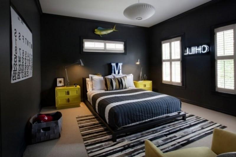 Hasil gambar untuk cat kamar remaja unik