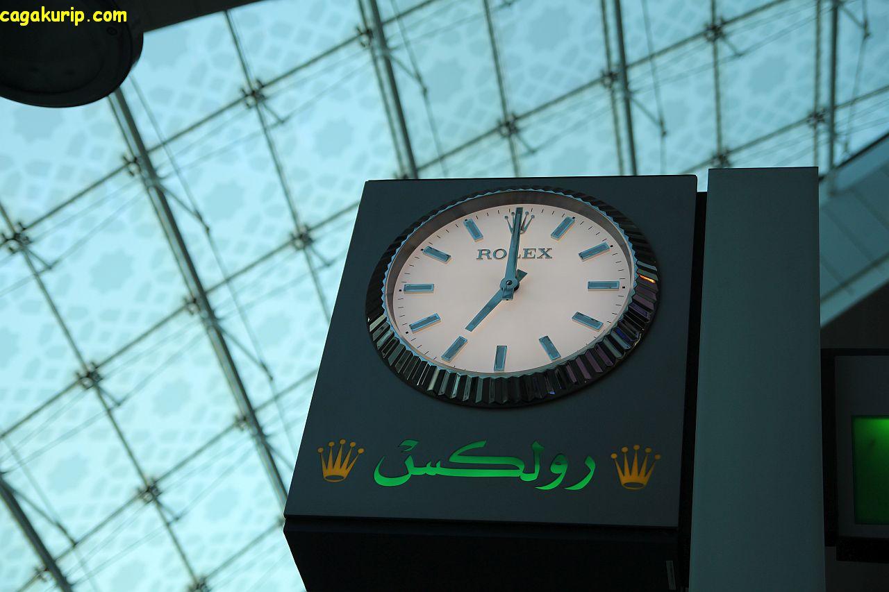 Boarding Time at Dubai