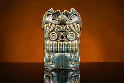 Mouth of the Serpent Tiki Mug by Jesse Hernandez x Mondo