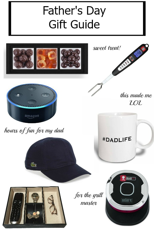 What to buy for dad, gift guide for father's day, gifts for men, grill gifts, sugarfina
