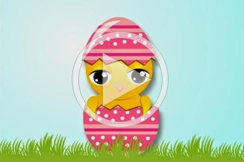Animacja Wielkanoc