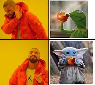 Baby Yoda Meme by @baby_yoda_for_president on Instagram