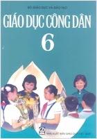 Sách Giáo Khoa Giáo Dục Công Dân Lớp 6