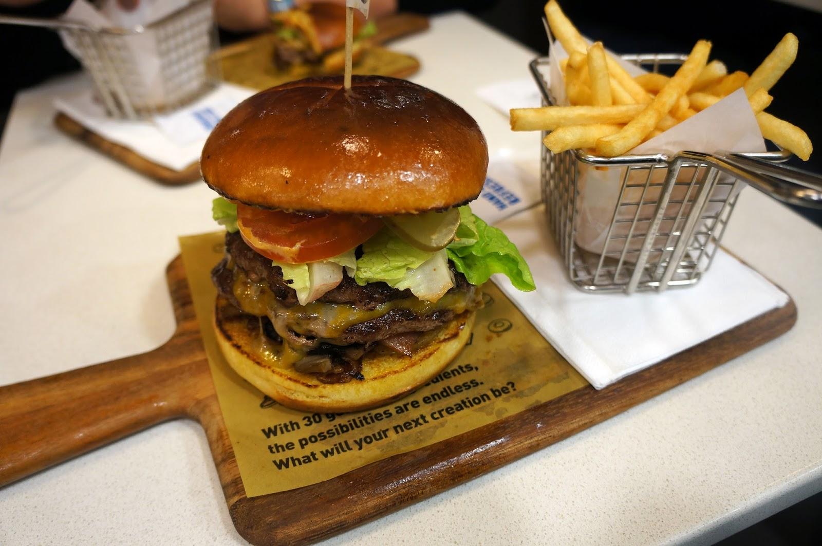 ministry of gluttony mcdonald s create your taste menu willetton