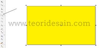 Cara Desain Kartu Nama Menggunakan CorelDRAW (Business Card) bagian depan 2