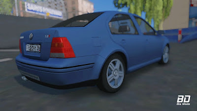 Download mod carro VW Bora 1.8T para GTA San Andreas, GTA SA PC