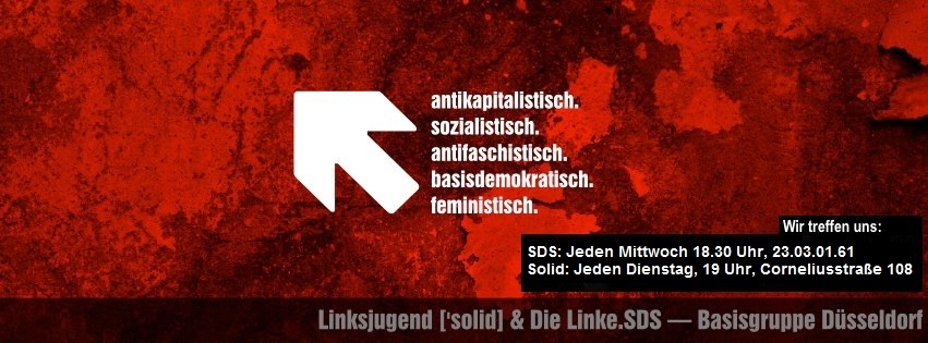 Linksjugend ['solid] & Die Linke.SDS Düsseldorf