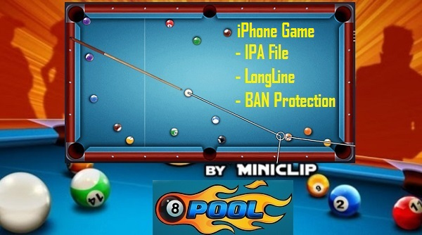 Download 8 Ball Pool IPA LongLine on iOS Game