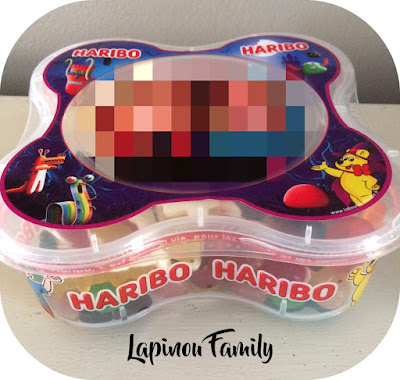 haribo star box