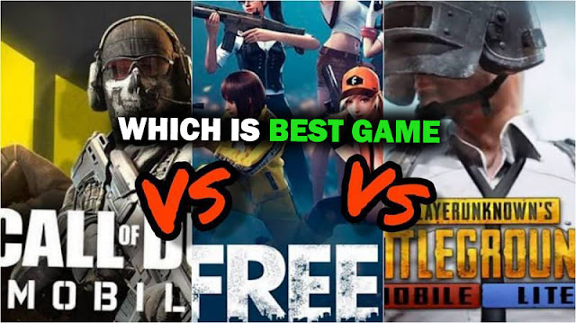 PUBG Mobile Lite vs Free Fire vs COD Mobile: Which game supports better gameplay on 4 GB RAM Android devices?