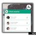 Añadir a WhatsApp las burbujas de chat como las de Messenger