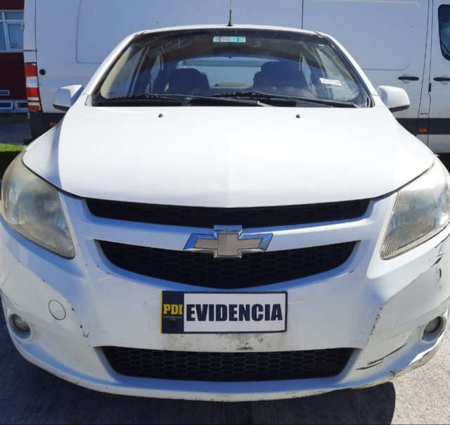PDI recuperó vehículo sustraído esta madrugada en Puerto Montt