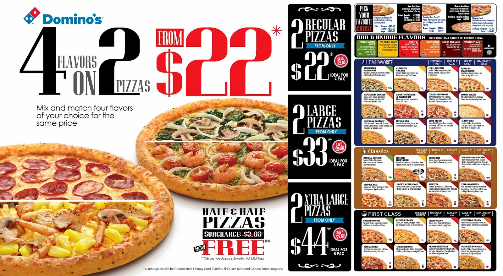 Domino's Pizza - find the latest deals, coupons, vouchers, promotional codes and offers for fenixmu.ml at OzBargain.