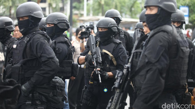 Indonesia - Polandia Jalin Kerja Sama Penanggulangan Terorisme