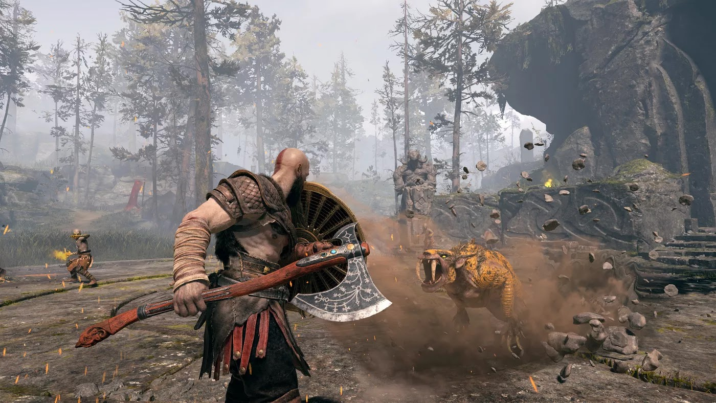Review: God Of War – PS4