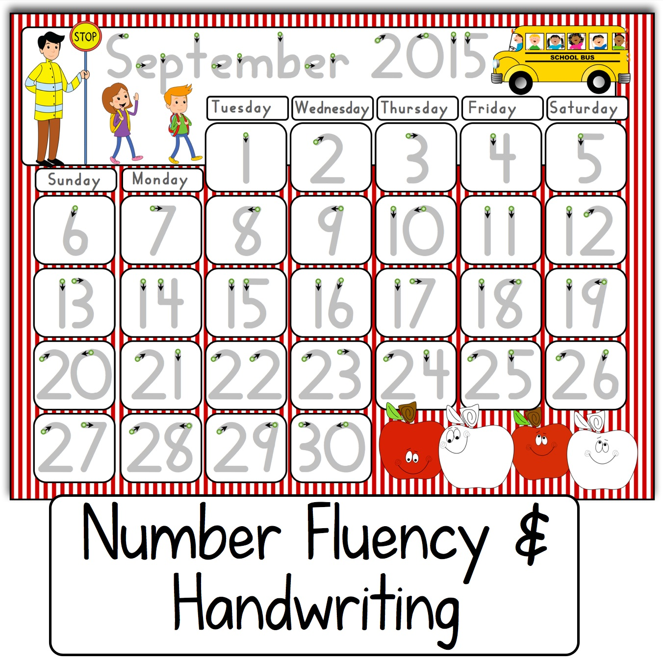 Using A Calendar Worksheet Year 5