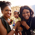 Omotola Jalade and Omoni Oboli's trip to India #photos