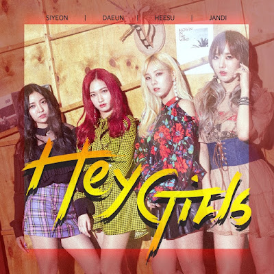 Download [Single] 헤이걸스(HeyGirls)-너 아니면 NO (no one but you) (MP3) 320K Zip Mp3 Songs