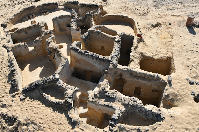 Oldest archaeologically attested monastic site discovered in Egypt's Bahariya Oasis