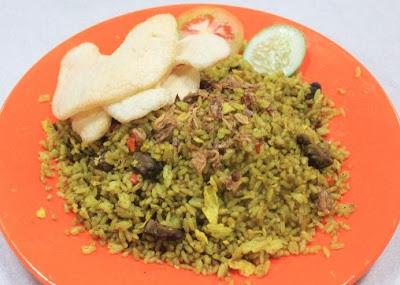 nasi kebuli rice cooker enak by ommasakom