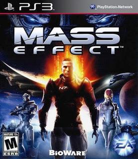 Mass Effect 1 PS3 Baixar