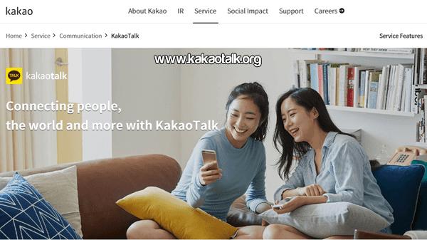 Como funciona KakaoTalk