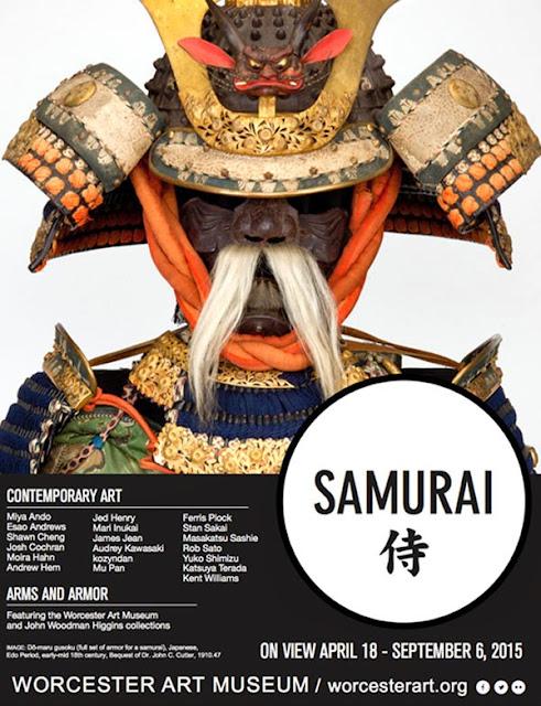 SAMURAI! @ Worcester Art Museum