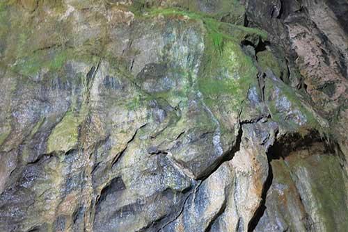 Blue John Cavern, Hope Valley, Derbyshire.