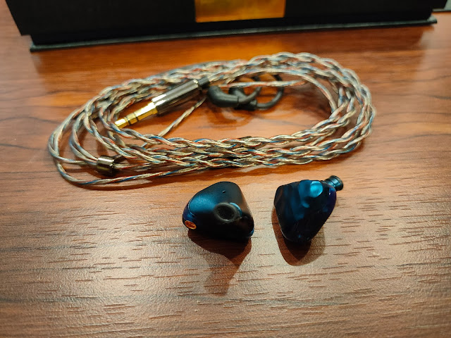 ikko OH1S 高解析單鐵單動圈 入耳式監聽耳機,MMCX可換線耳機 - 12