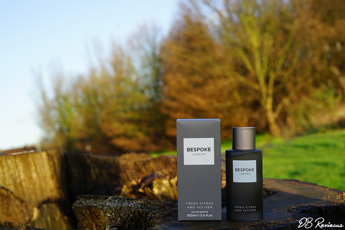 Bespoke London Fresh Citrus and Vetiver EDP