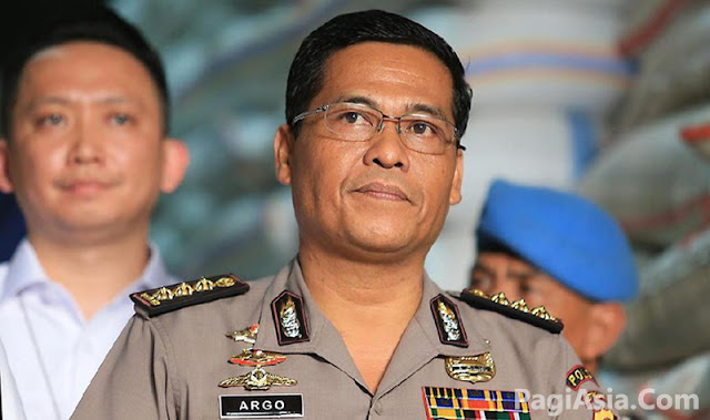 Polda Metro Jaya : Blue Notice Telah Di Kirim Untuk Penangkapan Rizieq Shihab